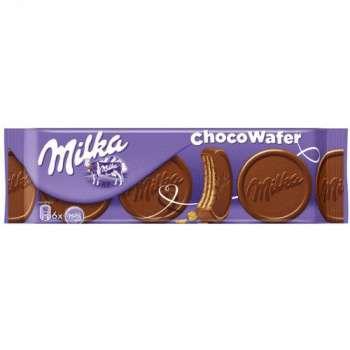 Вафли Milka Choco Waffer (180грамм)
