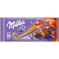 Milka Daim 100 грамм