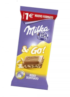 Milka & Go Riso Soffiato 45гр