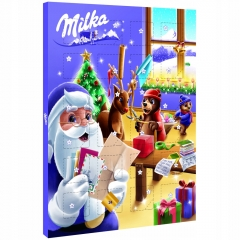 Milka Advents kalender 90гр