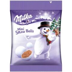 Milka Mini Snow Balls 100гр