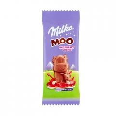 Milka Moo Raspberry Creme 16g