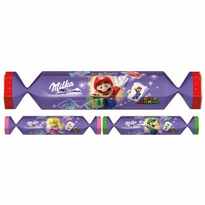 Christmas Milka & Super Mario 88g