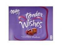 Набор шоколадных конфет Mika Tender Wishes Sour Cherry 110g