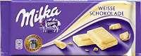 Milka White Chocolate