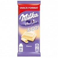 MILKA & GO BIANCO 45g