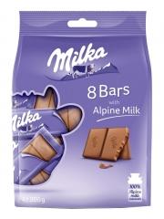 Шоколад Milka Snack Bag Alpine Milk 200 гр