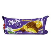 Milka choco jaffa orange 147g