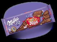 Milka Choco Jelly Chocolate 250 грамм