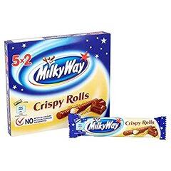 Milky Way Crispy Rolls 112.5гр