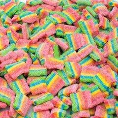 Мармелад жевательный Damel Мини пластинки разноцветные 1000 гр