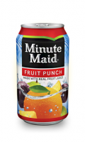 Напиток Minute Maid with Real Fruit Juice 0,355 л