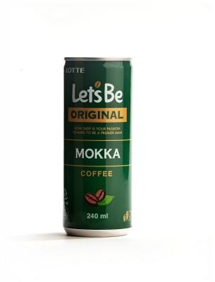 Кофе Let's be Mokka 240 мл