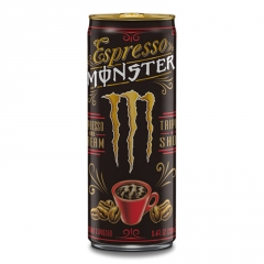 Напиток кофейный безалкогольный Монстер Эспрессо 250мл