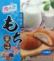 Моти-Печеньки Юки Молочные 120гр