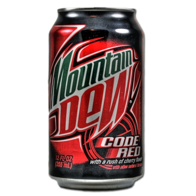 Mountain Dew Code Red
