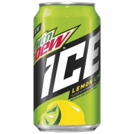 Mtn Dew Ice Lemon Lime 355мл