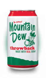 Mountain Dew Trowback