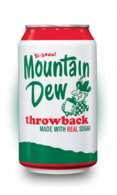 Mountain Dew Trowback