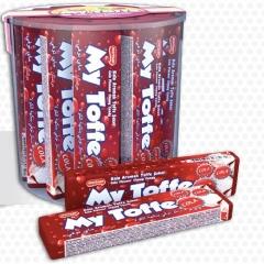 """Жевательные конфеты """"MY TOFFE COLA"""" 25гр"""