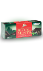 Конфеты Halloren Royal Thins Mints 200г