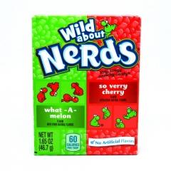 Драже Nerds Watermelon,Cherry 46,7 гр