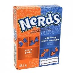 NERDS Peach Wild Berry 46.7g