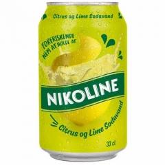 Nikoline Citrus Lime 330 мл