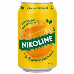 Nikoline Appelsin 330 мл