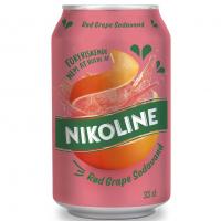 Nikoline Red Grape 330 мл
