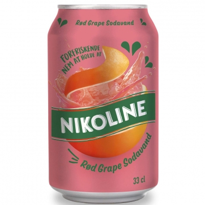 Nikoline Red Grape 330 мл