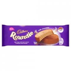 Cadbury Roundies Milk Chocolate Wafer 150g