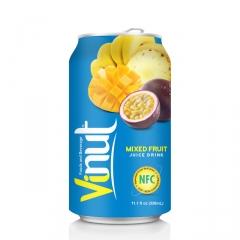 Напиток сокосодержащий VINUT Мультифрукт 330мл