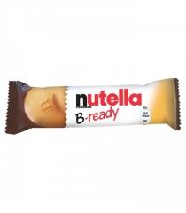 Nutella B-ready Бисквитный батончик Нутелла Би-рейди 22 гр