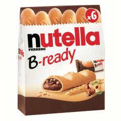 Nutella b-ready x6 132 gr