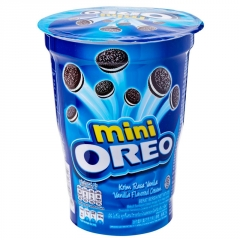 Oreo Mini Vanilla Cookies 61,3g