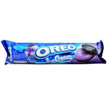 Печенье Орео 29,4 гр Черничное мороженое