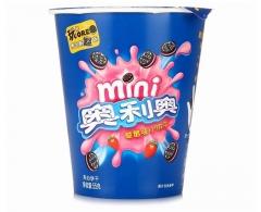 Oreo mini со вкусом клубники 55гр