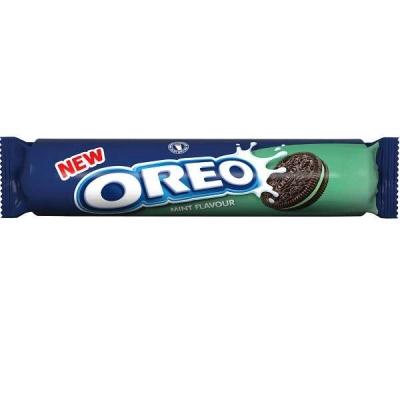 Печенье Oreo Mint Creme (154 грамм)