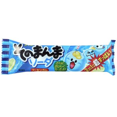 Жевательная резинка Coris Soda Bubble Gum со вкусом лимонада 20 гр