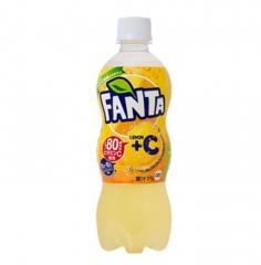 Fanta Lemon+C 0,5л