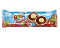 Ozmo Happy Печенье с шоколадом 37,5 гр