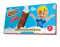 Ozmo Club Шоколадный батончик с молочной начинкой 44 гр
