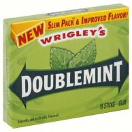 Wrigley Gum Doublemint