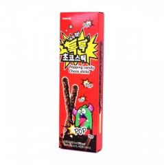 """Sunyoung Popping candy """"Шоколадные палочки с взрывающейся карамелью"""" 54гр"""