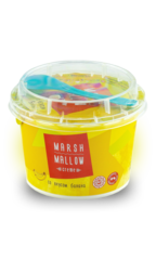 Маршмеллоу-крем Азбука Продуктов Банан 130 гр