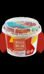 Маршмеллоу-крем Азбука Продуктов Клубника 130 гр