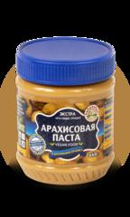 Арахисовая паста Азбука Продуктов с кусочками 340 гр