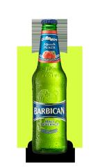 "Напиток ""Барбикан"" Персик 0.33л"