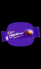 Cadbury печенье Biscuits chocolicious 100гр